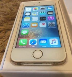 iPhone 5s 16 золотой