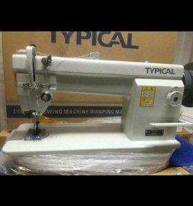 Промышленные машинка TYPICAL 6-7Dшагайка для кожи