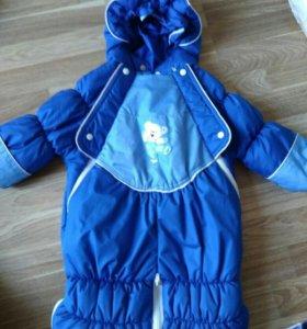 Комбинезон детский зимний