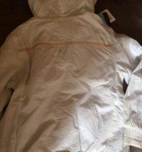 Куртка для девочек новая