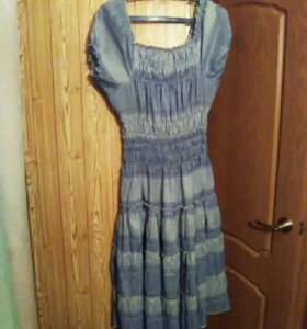 Платье новое 52/56размер