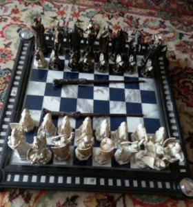 Шахматы Гарри Поттер Коллекционное издание