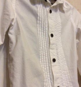 Рубашка для мальчика Mothetcare (104 р-р)