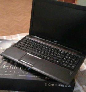 MSI GE60 Core i5 4210H, 8GB, GTX 850M 2GB