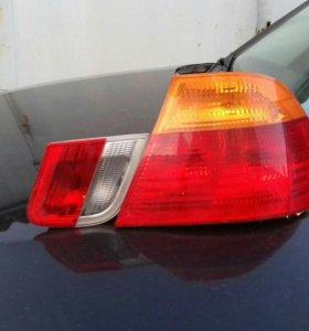 Задние фары BMW 3 серии