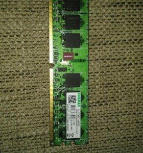 Оперативная память KingMax DDR2-667 1Gb