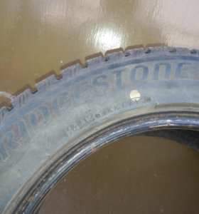 Зимняя резина Bridgestone 16 радиус