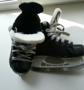 Детские хоккейные коньки Bauer supreme pro