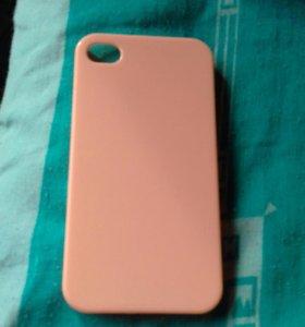 3 Чехла на iPhone 4S