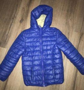 Курточка для мальчика 9-10 лет
