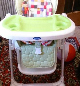 Детский стульчик для кормления Sweet baby luxor