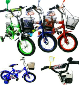 "Велосипед 10"""