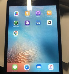 iPad mini wifi cellular 64GB black