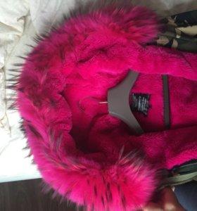 Куртка,парка зима