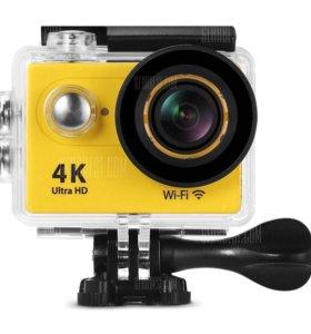 Экшн камера 4К WI-FI