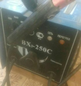 Сварочный аппарат BX-250C