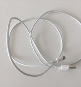 Оригинальный кабель apple. Сломан.