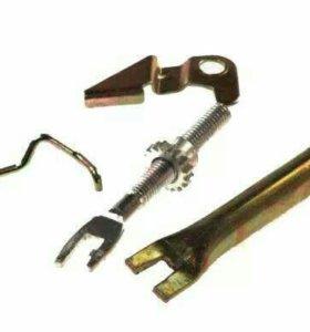 Ремкомплект задних тормозных колодок Daewoo MATIZ(