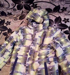 "Куртка ""Glisslade"" демисезонная,утеплённая"