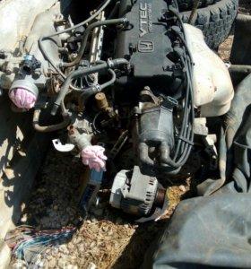 Honda VTEC двигатель 2.3