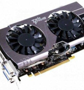 Видеокарта Msi GTX 660 Twin Frozr