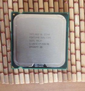 Процессор Dual-Core E5300