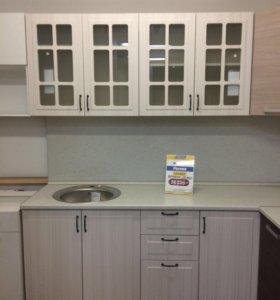 Кухня Регина белая