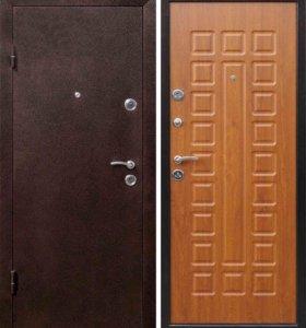 НОВАЯ!!!!Дверь входная металлическая