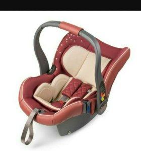 Автокресло 0+ happy Baby Gelios