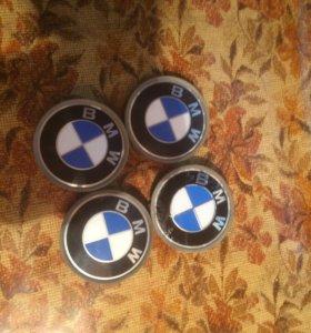 Колпачки BMW оригинал