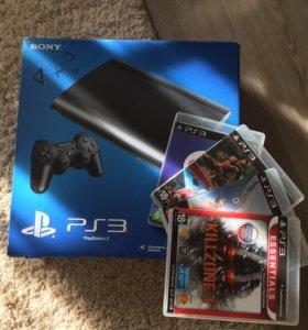 PS3 500 Гбайт