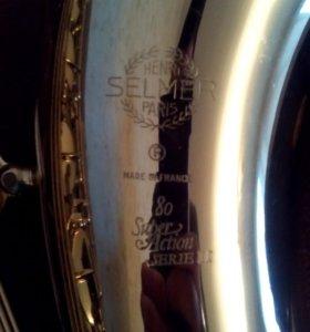Саксофон Selmer Super Action 2