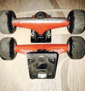 Колеса от скейта
