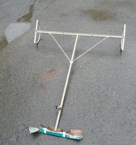 Ручное оборудование для заливки катков