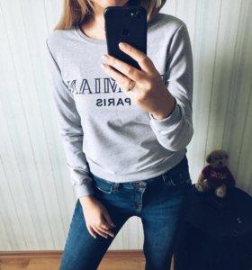 Новый свитшот/ кофта / пуловер