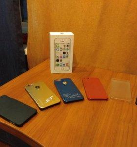 iPhone 5s 32gb Золотой/Gold