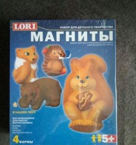 новый набор для творчества магниты lori