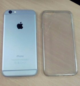 Продаю iPhone 6 Original Space Gray без Touch ID