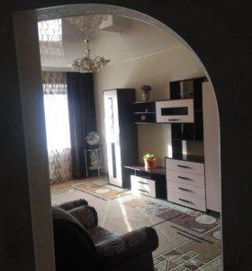 Квартира, 1 комната, 39.2 м²