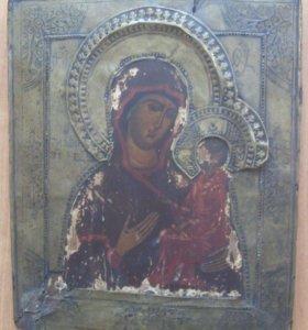 Икона Тихвинская Богородица
