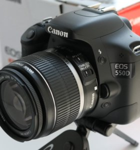 Canon EOS 550D (Made in Japan)