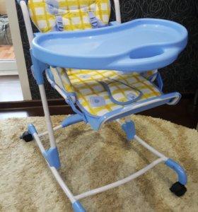 Детский стульчик для кормления Geoby 05Y801