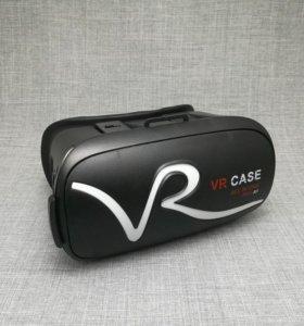 Очки виртуальной реальности VR-Case. Белые