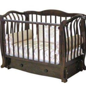 Кровать детская Можга массив
