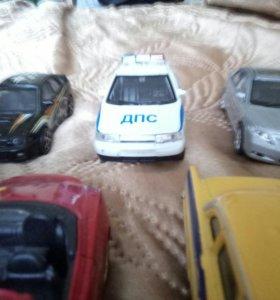 Модельки автомобилей welley