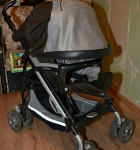 Peg perego pliko p3 compact прогулочная коляска