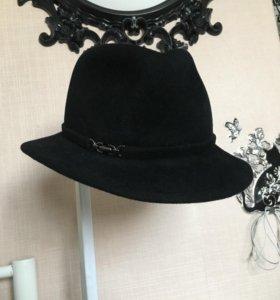 Шляпа из кроличьей шерсти