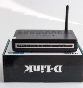 D-link wireless n150 adsl2