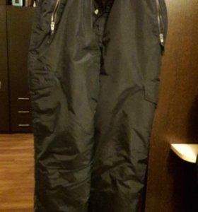 Зимние спортивные штаны, 52 размера.