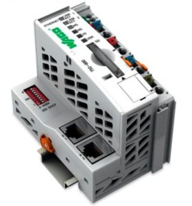 Контроллер и модули фирмы Wago